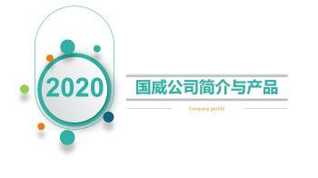 国威产品介绍-2020(1)电子宣传册