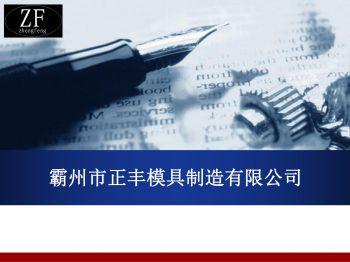 霸州市正丰公司简介1电子画册