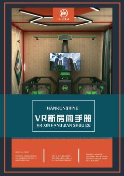 湖南汉坤VR新房间宣传画册