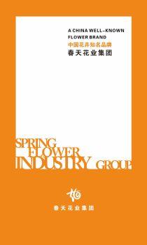 春天花业集团,电子书免费制作 免费阅读