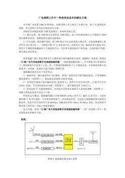 广电清频工作中一种高效低成本的解决方案电子刊物