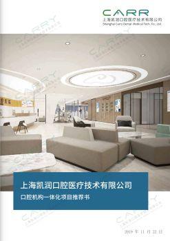 上海凯润口腔诊所特色设计电子书