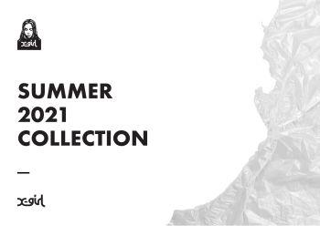 X-girl 21 Summer 电子书