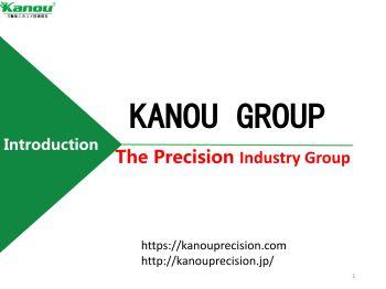 KANOU Precision 200505 English