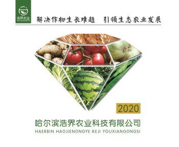 浩界農業,2020年產品目錄,電子書免費制作 免費閱讀