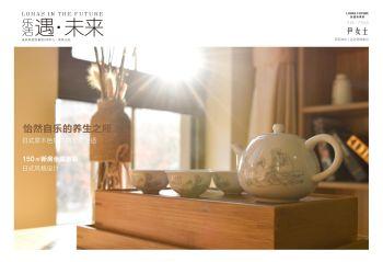 运达诺维溪谷-日式风格电子画册
