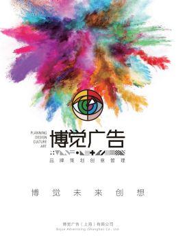 博觉广告 政府端宣传册
