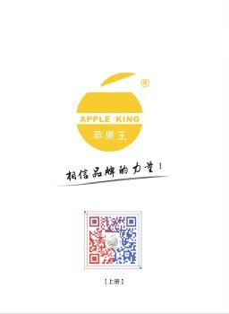 苹果王卫浴浴室柜画册