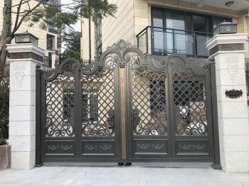 高端铝 庭院门,护栏电子画册
