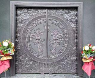 高端铝艺装甲门,防盗门,铸铝门,铜门,庭院门,楼梯电子画册