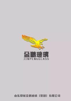 金鹏玻璃宣传册