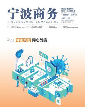 宁波商务2020第二期电子画册