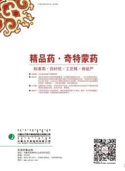 内蒙古天奇中蒙江西事业部电子宣传册