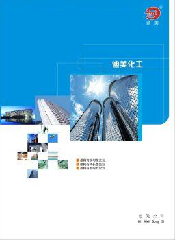 迪美化工(河南)有限公司电子画册