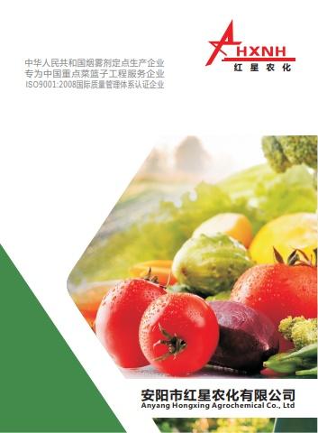 安陽紅星農化宣傳畫冊 電子書制作軟件