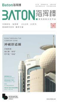 中国家电指挥棒十月刊 ( 语音版 )