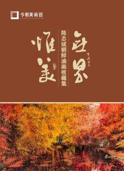 陈志斌朝鲜油画个人收藏集(补充版) 电子书制作软件