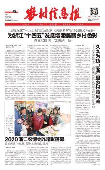 农村信息报2020-11-25 电子书制作软件