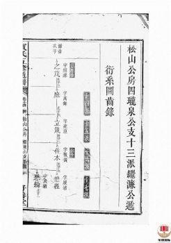 宾氏五修通谱_ 五十卷:[衡阳]-第11册电子书