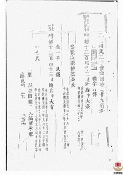 东山傅氏二十修宗谱_ [金华]第5册电子书