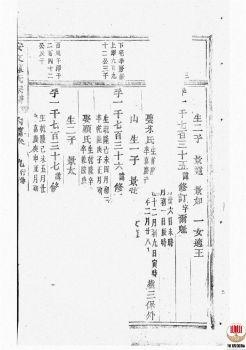 安文陈氏宗谱_ [东阳]第11册电子宣传册