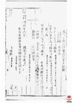 东山傅氏二十修宗谱_ [金华]第6册电子杂志