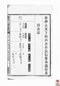 宾氏五修通谱_ 五十卷:[衡阳]-第6册电子书