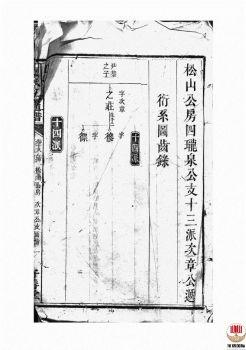 宾氏五修通谱_ 五十卷:[衡阳]-第14册电子书