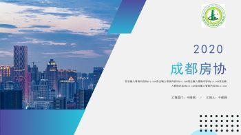 成都房协宣传册PDF
