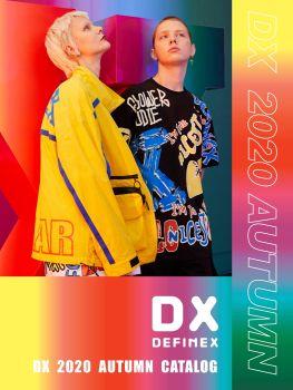 DX 2020 AUTUMN,多媒体画册,刊物阅读发布