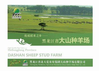 黑龙江省北大荒农垦集团大山种羊场有限公司电子画册