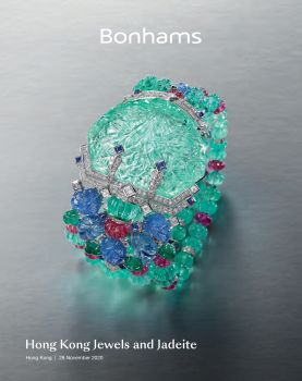 香港邦瀚斯 | 珠寶及翡翠 | 2020年11月28日,在线电子画册,期刊阅读发布