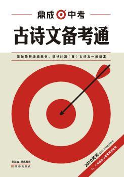 中考古诗文备考通 电子杂志制作软件