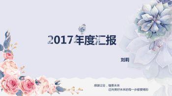 2017年度汇报 - 刘莉