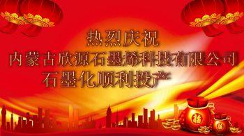 热烈庆祝内蒙古欣源石墨烯科技有限公司石墨化顺利投产电子画册