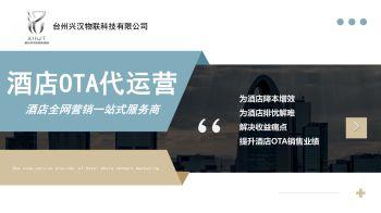 兴汉酒店OTA运营电子杂志