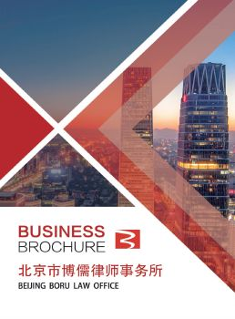 北京市博儒律师事务所宣传册