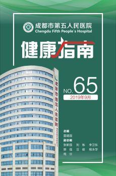 市五医院《健康指南》2019年第3期 电子书制作平台