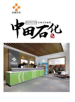 中田石化宣传画册
