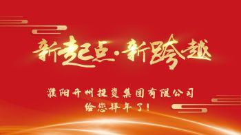 濮阳开州投资集团有限公司给您拜年了!(2)电子画册