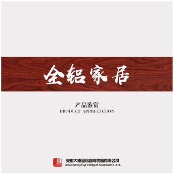 大唐富怡产品展示手册