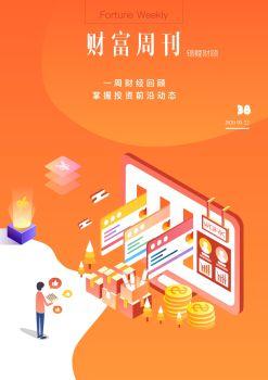 38期 | 乾道锦鲤财顾《财富周刊》 电子书制作软件