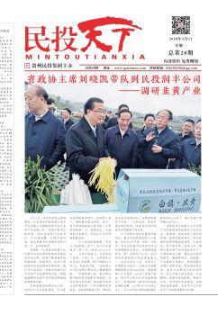 《民投天下》期刊第28期,电子期刊,在线报刊阅读发布