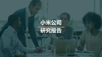 小米公司研究报告-沈卓瑜-2020.6.28电子画册