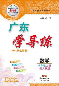广东学导练-数学-八年级上册-配人教版-电子书预览