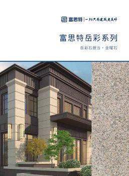 富思特岳彩系列产品手册