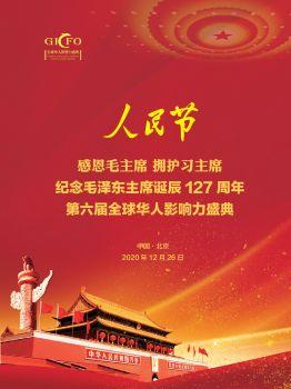 第六届全球华人影响力盛典于鲁民电子书