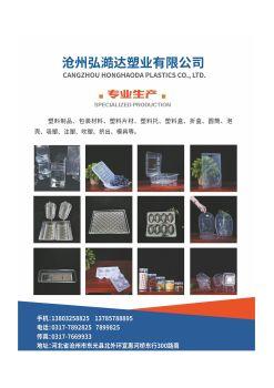2019第一届中国沧州国际糖酒会电子画册