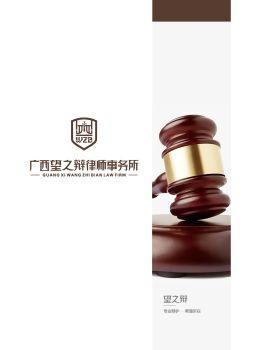 庭立方·广西望之辩律师事务所 电子手册 电子杂志制作平台