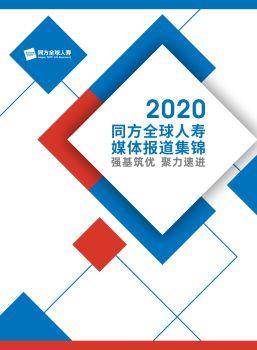 2020同方全球人寿媒体剪报电子杂志 电子书制作软件